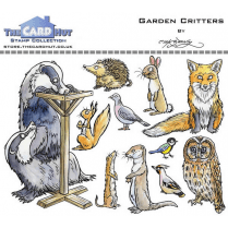 The Card Hut Garden Critters