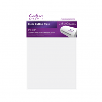 Crafters Companion Gemini Accessories - Clear cutting Plate