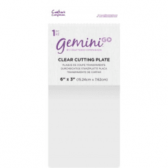 Crafters Companion Gemini GO Accessories - Clear Cutting Plate