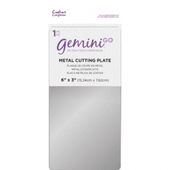 Crafters Companion Gemini GO Accessories - Metal Cutting Plate