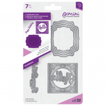 Crafters Companion Gemini Metal Die - Elements - Seasonal Frames