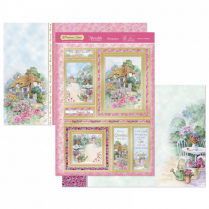 Hunkydory Glorious Garden Luxury Topper Set