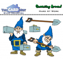 The Card Hut GNOMEING AROUND