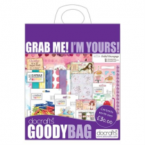 Docrafts Goody Bag - July 2017
