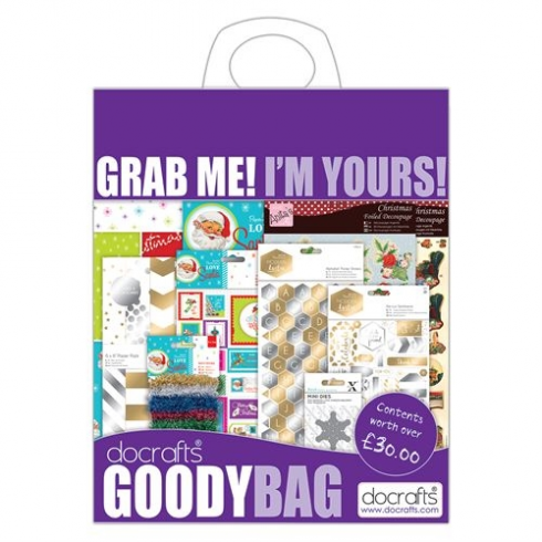 Docrafts Goody Bag - September 2017   GDY 0917