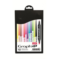 Graph It Alchohol Based Markers - Classic