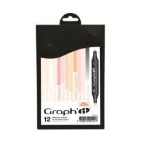 Graph It Alchohol Based Markers - Skin