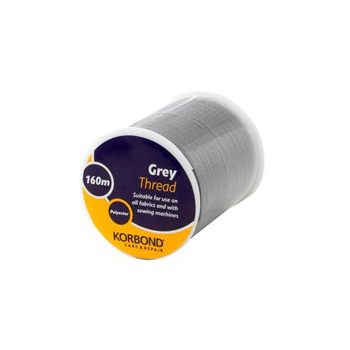 Korbond Grey Thread 160m