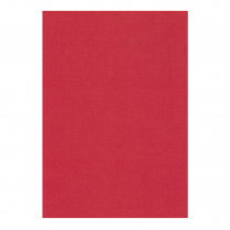 Groovi Christmas Parchment Paper A5 - Red x20