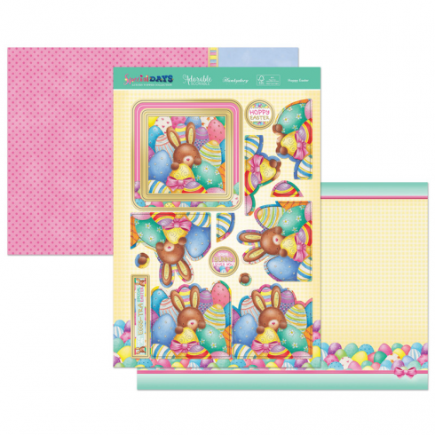 Hunkydory Hoppy Easter Topper Set