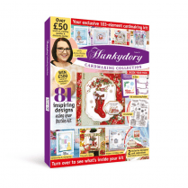 Hunkydory Design Collection Box Magazine Issue 6