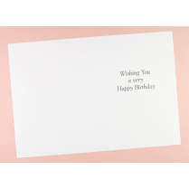 Craft Creations Inserts to fit 150x203mm Cards - Birthday (Wishing You)