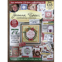 Joanna Sheen Cardmaking Collection - Issue 6
