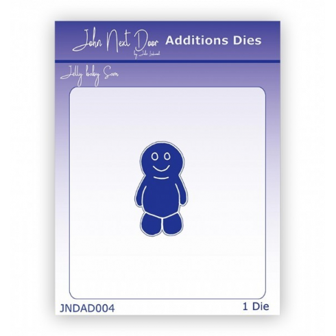 John Next Door Additions Dies - Jelly Baby Sam