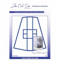 John Next Door Christmas Collection Dies - Card Stand