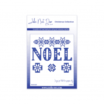 John Next Door Christmas Dies - Nordic Noel (8pcs)