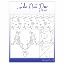 John Next Door XL Mask Set - Stag Set
