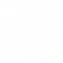 Hunkydory Kaskad Craft Card - White - 10 Sheet Pack
