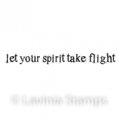 Lavinia Stamps Let Your Sptrit Take Flight