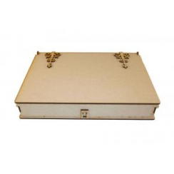 Creative Expressions Mdf Antiquity Book Box