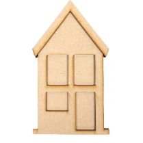 Creative Expressions Mdf Town House
