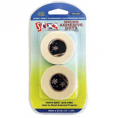 Stix 2 Micro Adhesive Dots on a roll