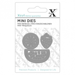Docrafts Mini Die - Mini Fruits