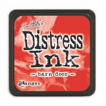 Ranger Mini Distress Ink Pad - Barn Door