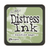 Ranger Mini Distress Ink Pad - Bundled Sage