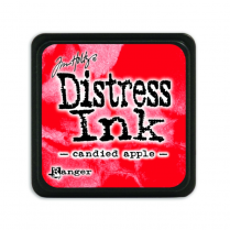 Ranger Mini Distress Ink Pad - Candied Apple
