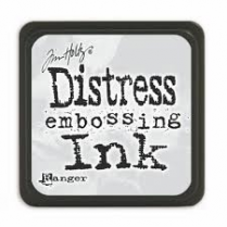 Ranger Mini Distress Ink Pad - Embossing