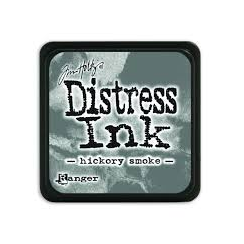 Ranger Mini Distress Ink Pad - Hickory Smoke