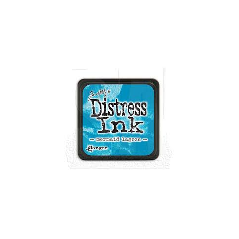 Ranger Mini Distress Ink Pad - Mermaid Lagoon