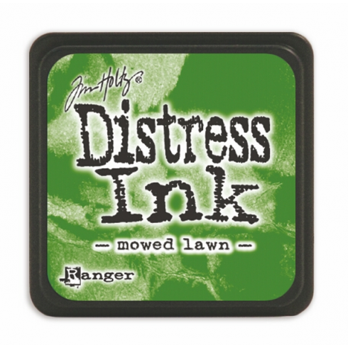Ranger Mini Distress Ink Pad - Mowed Lawn