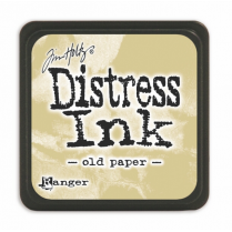 Ranger Mini Distress Ink Pad - Old Paper