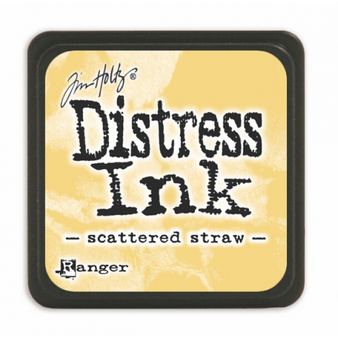 Ranger Mini Distress Ink Pad - Scattered Straw