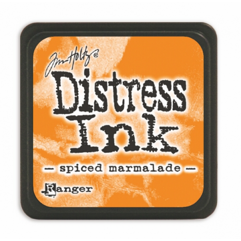 Ranger Mini Distress Ink Pad - Spiced Marmalade