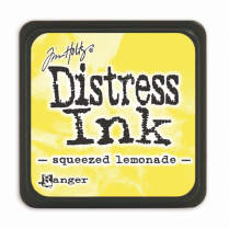 Ranger Mini Distress Ink Pad - Squeezed Lemonade