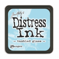 Ranger Mini Distress Ink Pad - Tumbled Glass