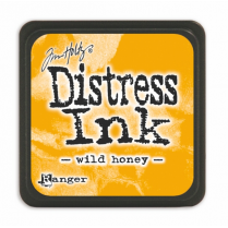 Ranger Mini Distress Ink Pad - Wild Honey