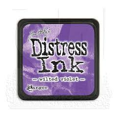 Ranger Mini Distress Ink Pad - Wilted Violet