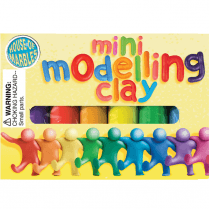 House Of Marbles Mini Modelling Clays