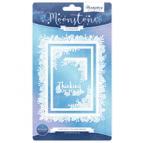 Hunkydory Moonstone Dies - Fantastic Foiliage Frames