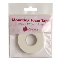 Woodware Mounting Foam Tape 1mm