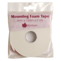 Woodware Mounting Foam Tape 2mm