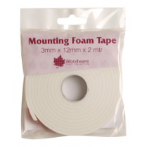 Woodware Mounting Foam Tape 3mm