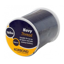 Korbond Navy Thread 160m