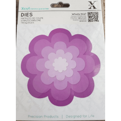 X-cut Nesting Dies (5pcs) - Bloom