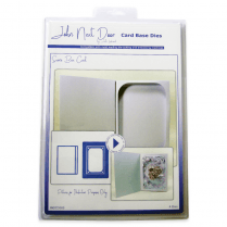 NEW John Next Door Card Base Dies - Scene Box Card (4pcs)