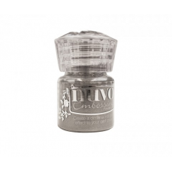 NUVO EMBOSSING POWDER – CLASSIC SILVER – 601N